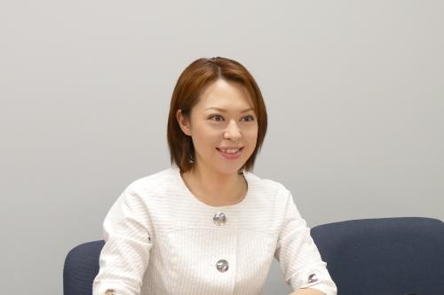 野口綾子さん